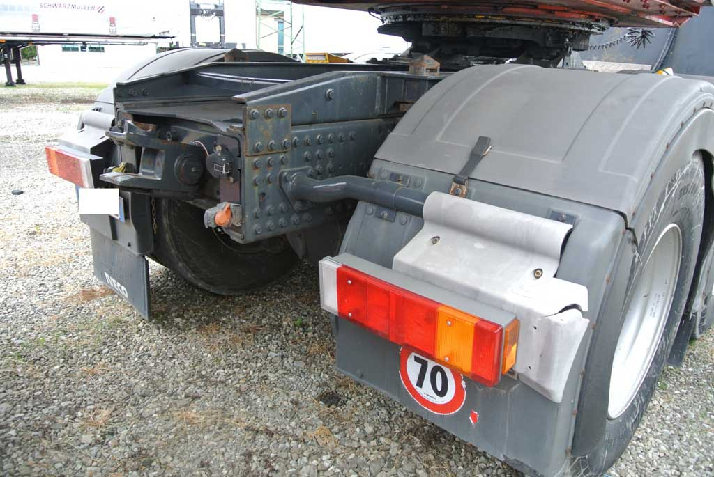 Iveco trakker 500 6x4 trattore eccezionale usato for Rimorchio doppio uso usato