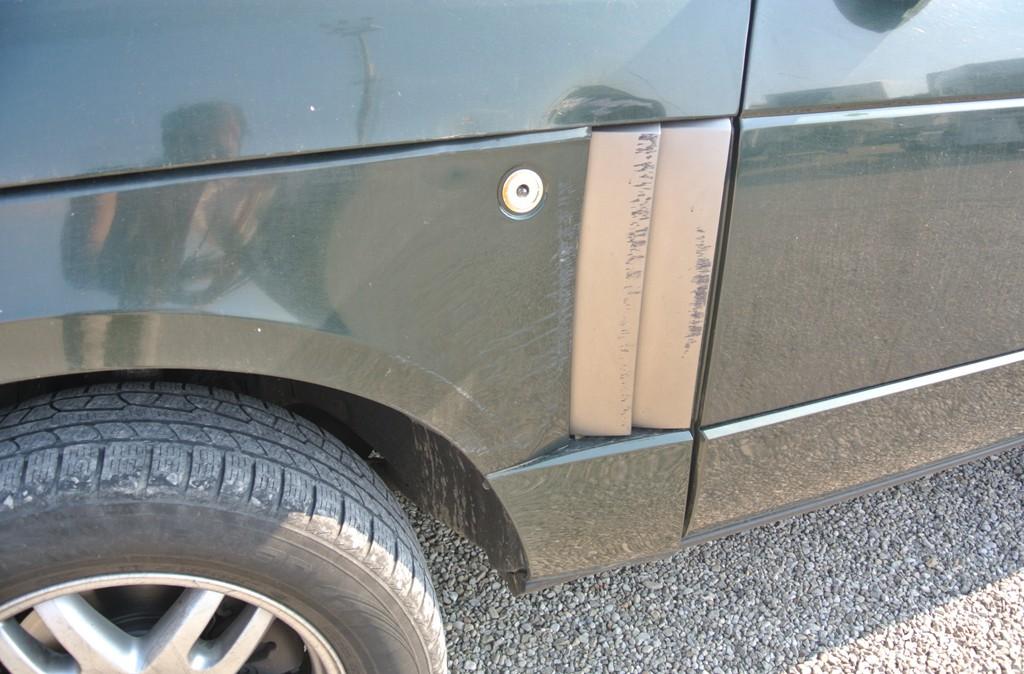 Range Rover Vogue 2002 3