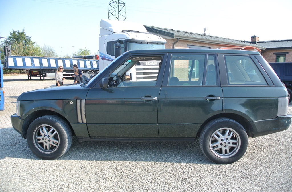 Range Rover Vogue 2002 4