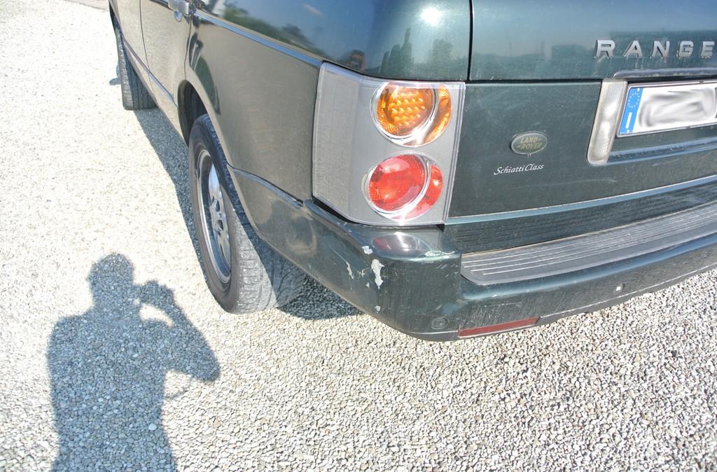 Range Rover Vogue 2002 5