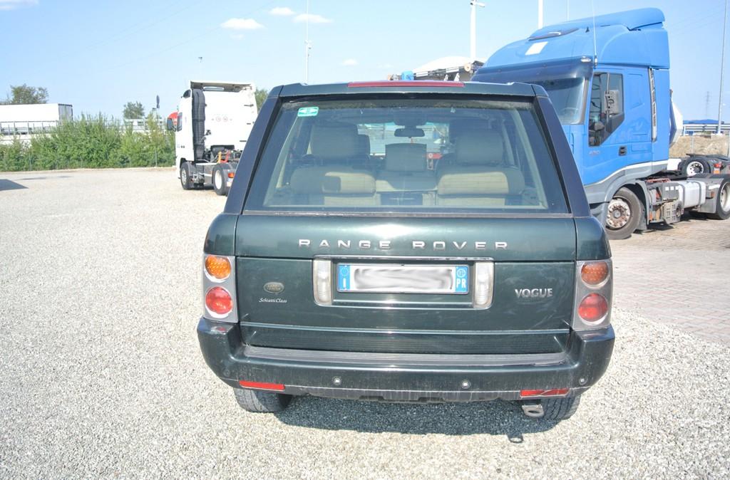 Range Rover Vogue 2002 6