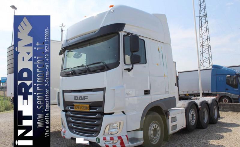 trattore eccezionale daf_xf_510_4 assi_8x4_usato