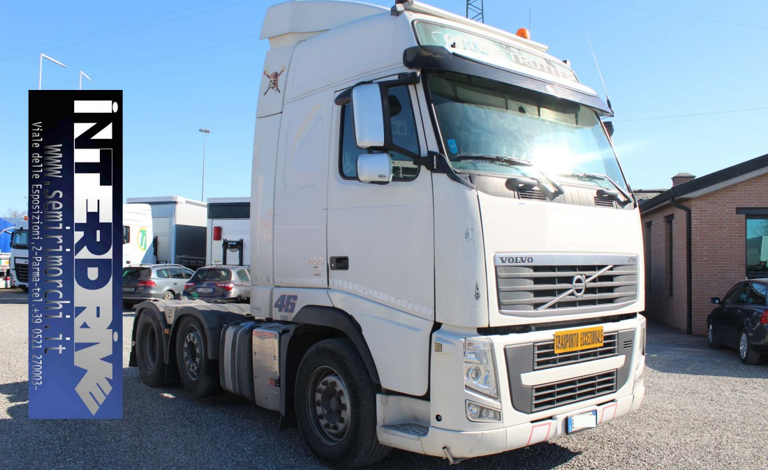trattore stradale 3 assi volvo fh 480 6 x 2 usato_2